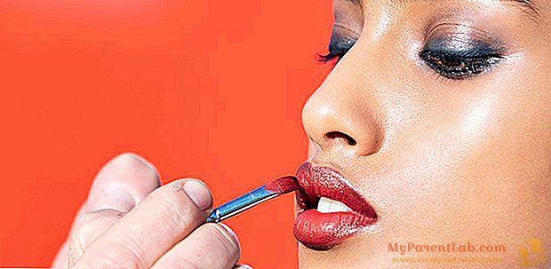 ルージュルージュ資生堂。唇に赤の力
