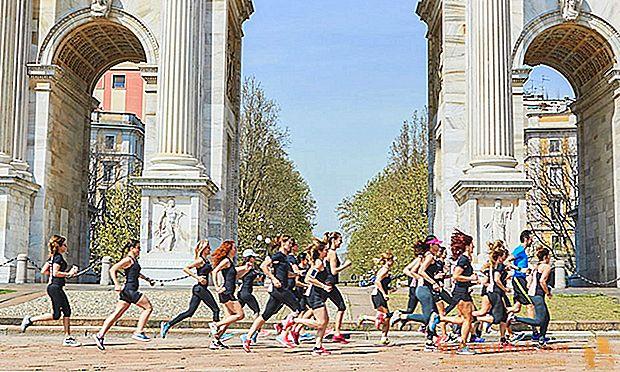 "RunningCharlotte: ""夏には走る:街でも保護が必要"""