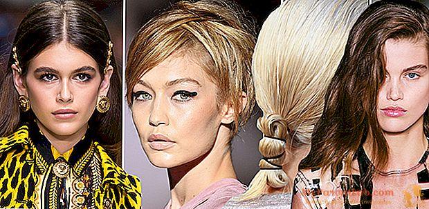 Cortes, peinados, cultivos y accesorios: todas las tendencias de cabello de la primavera de 2018