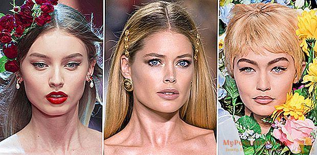 Maquillaje de novia: tres tendencias para la primavera / verano 2018