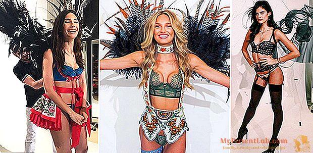 ビクトリアズシークレットファッションショー2016:Instagramを介した天使たちの準備