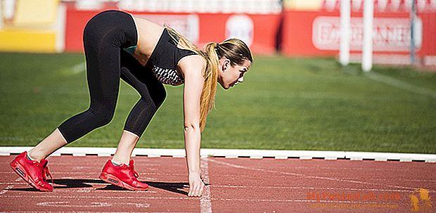- 1 minggu di Lierac Beauty Run: untuk apa tes pra-balapan?