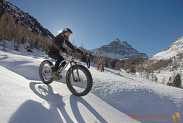 7 أسئلة لخبير دراجة الثلج مع الدراجة الدهون
