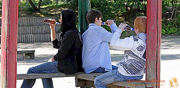 Álcool e jovens: qual a importância da TV?