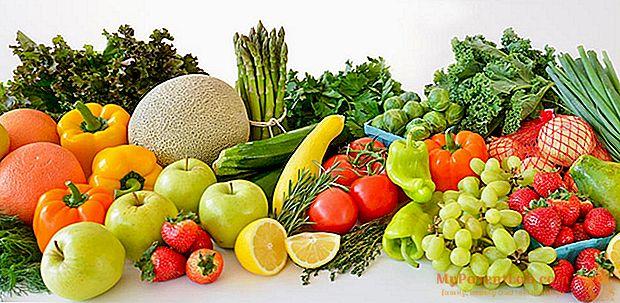 الأطعمة الملوثة؟ وفقًا لوكالة EFSA ، فإن 97٪ من المنتجات تقع ضمن الحدود القانونية