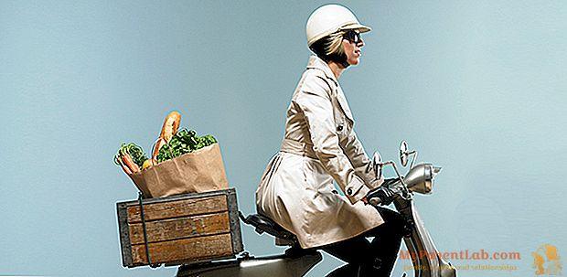 利用可能な不健康な食品のブラックリスト。イタリア製の方が購入しやすい