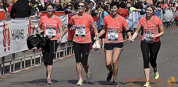 Europ Assistance Relay Marathon, pesta Marathon
