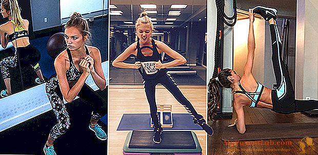 Fitness 2016: las 10 tendencias más populares para volver a estar en forma. Como los modelos