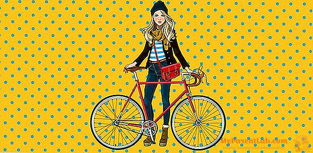 Jeans de bicicleta: muy elásticos y sin dolor.