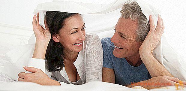 انقطاع الطمث ، كيف نعيش العلاقة الحميمة والجنس بشكل جيد