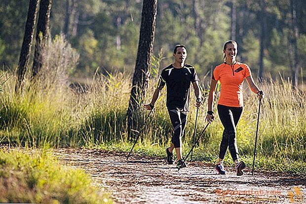 المشي في الشمال: صحي وفعال ومنخفض التكلفة