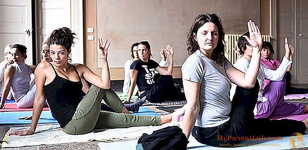 Yoga Tour: die zweite Station in der Casa Carbone