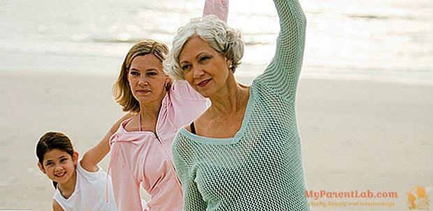 ヨガ、あらゆる年齢層の健康と健康への道