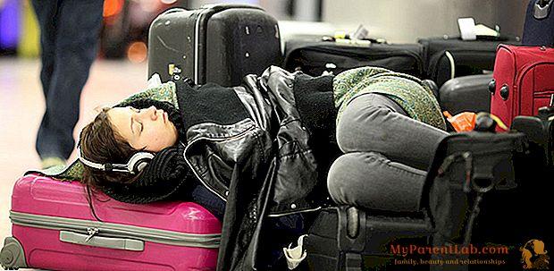 空港:旅行者によると5つの最高と5つの最悪