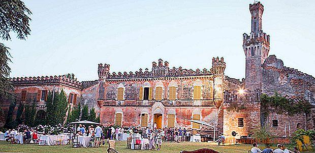 Cascina Lago Scuro. Paratiisin kulma lähellä Cremonaa