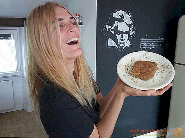 "Claudia Zanella: ""Η συνταγή μου για το κέικ μπανάνας vegan"""
