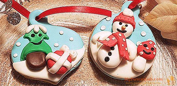 Πώς να κάνετε τα Χριστουγεννιάτικα μπισκότα για να διακοσμήσετε το χριστουγεννιάτικο δέντρο