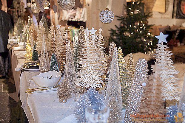Dekorasi dan hadiah Natal: inilah toko-toko tempat perayaan berlangsung sepanjang tahun