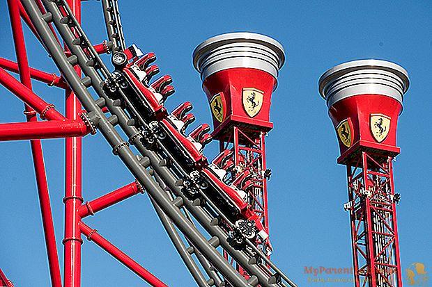 Ferrari Land abre el parque de atracciones Cavallino (para toda la familia) el 7 de abril en Tarragona