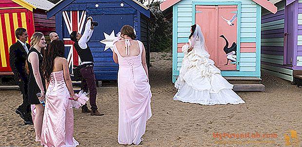 حفل زفاف ، 10 أفكار لإقناع الضيوف
