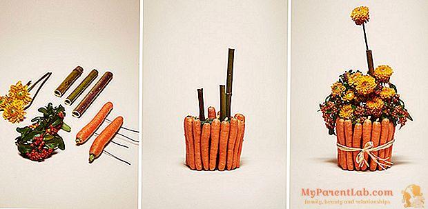 El poder de las flores. El palo y la zanahoria.