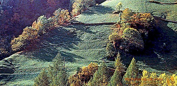 Folhagem no Alto Adige, para admirar as cores do outono