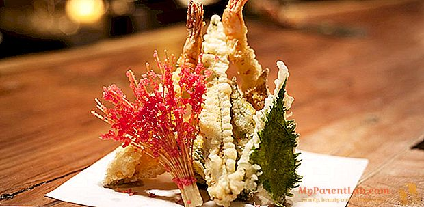 揚げているがスタイルと:どのように魅力的で軽い天ぷらを準備する