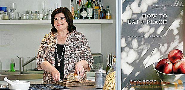 「モモの食べ方」、Diana Henryによる料理への愛を伝える新しい本