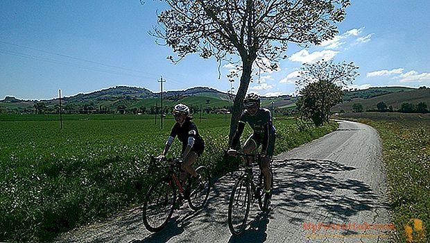 Pyöräily Marcheista Lontooseen 2000 km: lle: pyöräilykirjailija halusi