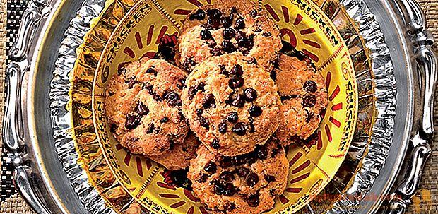 Suklaa quinoa-keksien resepti