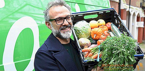 Massimo Bottura inaugura un Refettorio especial en Londres