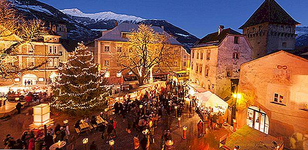 أسواق عيد الميلاد: 55 عنوانًا لا ينبغي تفويتها من بولزانو إلى ستوكهولم