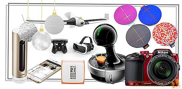 Navidad 2016: 20 ideas de regalos de alta tecnología (para todos los presupuestos)