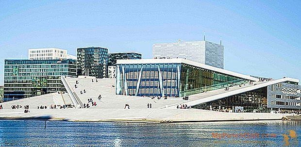 Oslo, Berlin, Amsterdam và Bologna. Những điểm đến để đến với nhịp điệu của âm nhạc