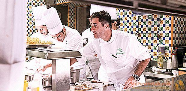 Talentos familiares en el restaurante Don Alfonso, en Sant'Agata sui Due Golfi