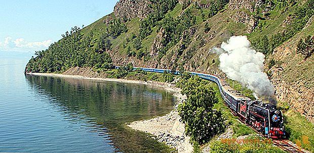 Viajando devagar. Trens de luxo do Lago Baikal aos Andes