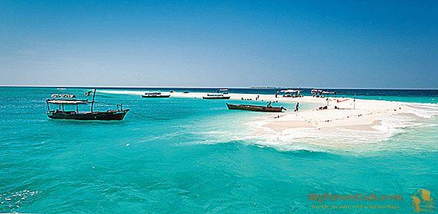 Matka Zanzibariin. Tutustu ihmeiden saaristoon