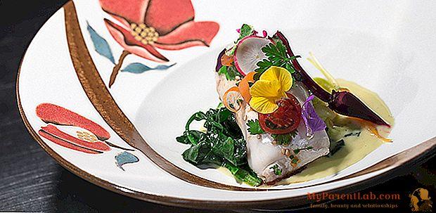 Wicky's Wicuisine Seafood em Milão. Fusão do autor