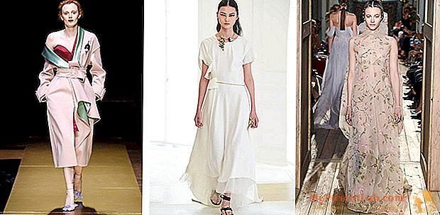 पेरिस शरद ऋतु में उच्च फैशन से 15 रुझान - सर्दियों 2016/2017