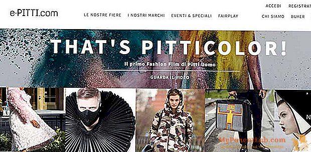 موقع Pitti.com رقمي بشكل متزايد
