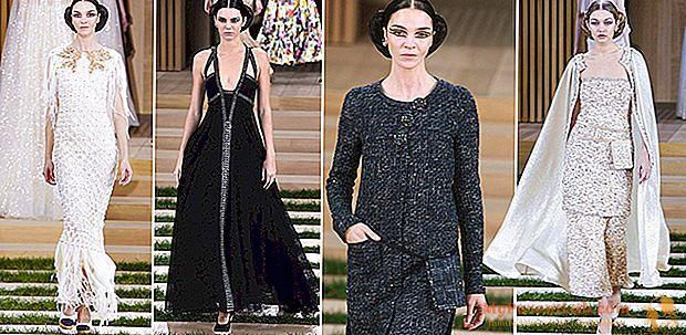 Gigi y Bella Hadid, Kendall Jenner y el Boscono: las súper tapas de Chanel