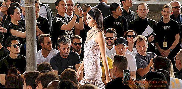 Givenchy abre su (primer) show en NY al público