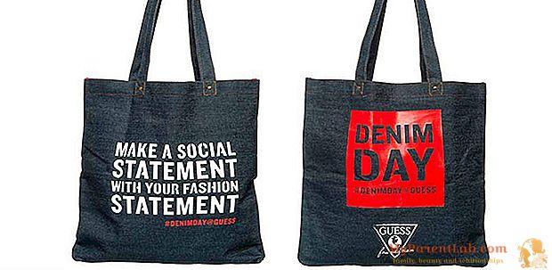 Guess lanza Denim Day: en jeans contra la violencia