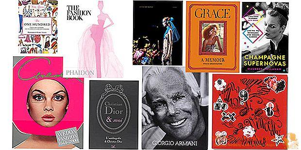 Guía de libros sobre moda para tener en tu biblioteca.