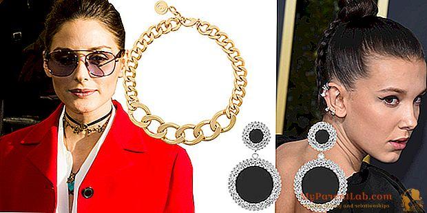 Las joyas para regalar al Día de San Valentín para copiar el aspecto de las estrellas.