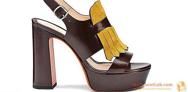 שבוע האופנה של מילאנו. אוליבר זאם לסנטוני