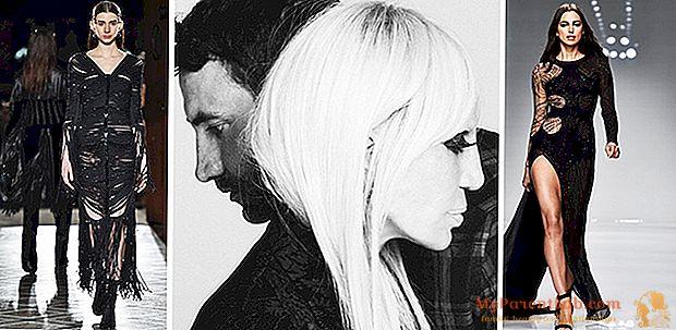 Semana de Moda de Milão 2017. Versace & Givenchy: Riccardo Tisci trabalhará com Donatella Versace?