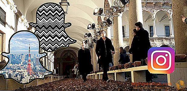 Milano Moda Uomo online: Die sozialen Konten, die folgen sollen, um die Modenschauen für Herren in Echtzeit zu entdecken