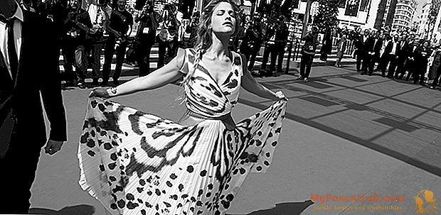 أسبوع الموضة في نيويورك 2016: تي فالكو في عرض الأزياء Desigual