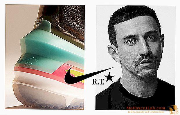 Nike y Riccardo Tisci juntos por NikeLab Air Zoom Legend x RT